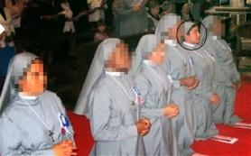 the pregnant nun